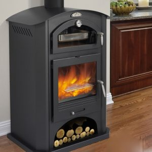 Houttoestel vrijstaand met oven BLA.1